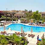Badplaatsen Egypte: Marsa Alam, The Three Corners Rihana Inn