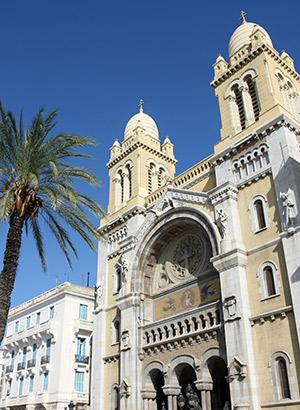 mooiste plaatsen Tunesië: Tunis