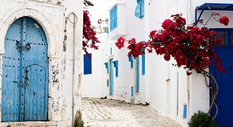 Mooiste plaatsen Tunesië
