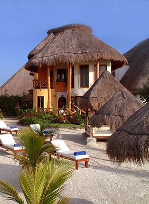 Blue Monday bestemmingen: Mexico, Holbox Dream