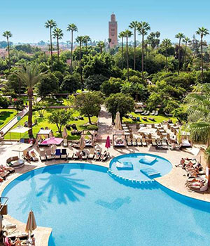 Doen in Marrakech, all inclusive