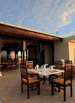 Luxe hotels Zanzibar: Golden Tulip Zanzibar Boutique Hotel