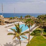Bijzondere vakantiebestemmingen: Ilha de Santiago, Hotel Oasis Atlantico Praiamar
