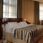 Stedentrip Praag, Hotel Rott