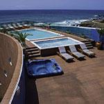 Santiago, Hotel VipPraia
