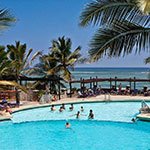 Kust van Kenia, Leopard Beach Resort & Spa