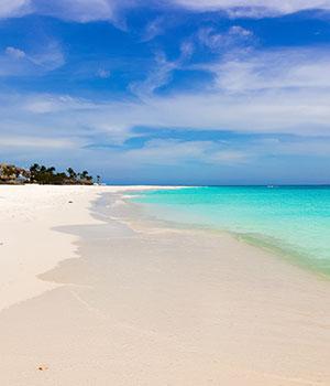 Stranden, natuur Aruba