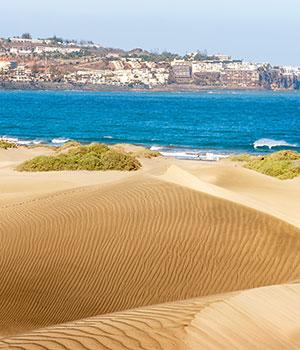 Duinen, stranden Gran Canaria