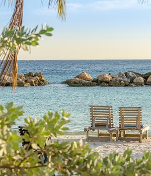 Stranden, redenen vakantie Curacao
