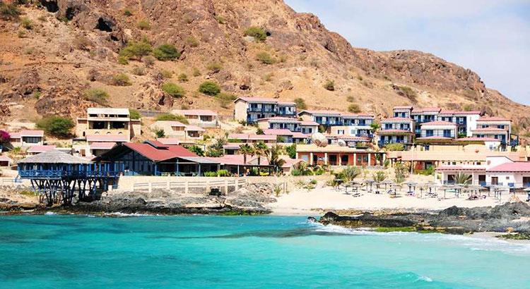 Voordelige hotels Kaapverdië