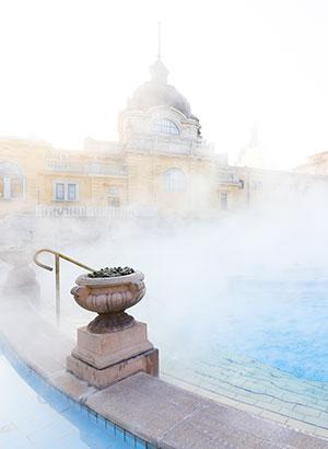 Waarom must see, mooiste badhuizen Boedapest