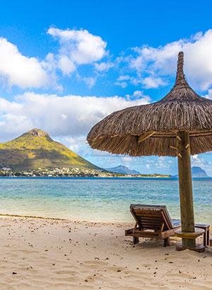 Mooiste badplaatsen Mauritius: Flic en Flac