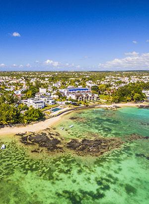 Mooiste badplaatsen Mauritius: Grand Baie