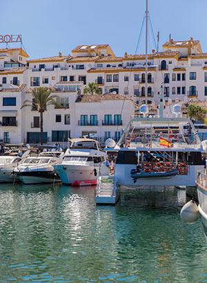 Dagtripjes Málaga: Marbella