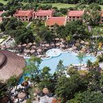 Zon in november; Hotel Riu Tequila, Mexico