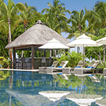 Mooiste badplaatsen Mauritius: Flic en Flac, Hilton Mauritius Resort & Spa