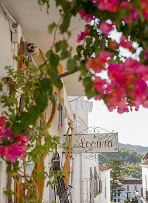 Lieflijk Frigiliana Andalusië