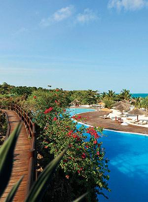 Luxe hotels Zanzibar: Diamonds La Gemma dell'Est