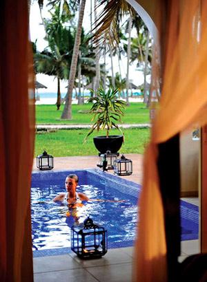 Luxe hotels Zanzibar: Dream of Zanzibar