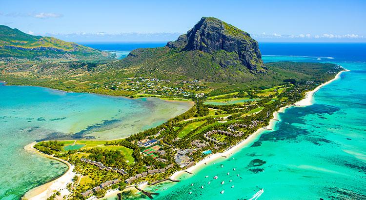 Mooiste badplaatsen Mauritius