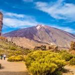 El Teide, de witte berg waar Tenerife haar naam aan dankt