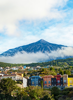 Nationaal Park El Teide Tenerife