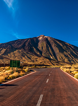 Nationaal Park El Teide, Tenerife