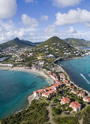 Orkaan Irma, Sint Maarten