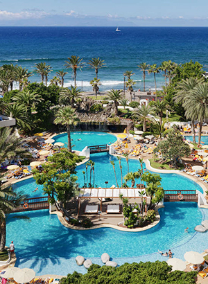 The best of Tenerife: hotels