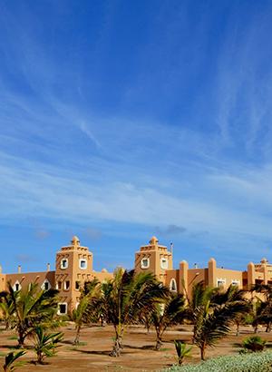 Zon in november: Kaapverdië