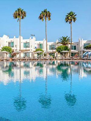 All inclusive hotels Fuerteventura, Barcelo Corralejo Sands