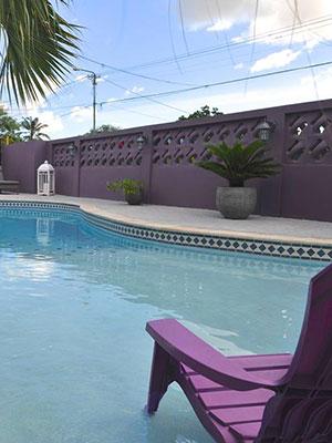 De Palm Island Aruba, Cadushi-Appartementen