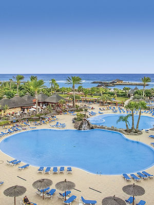 All inclusive hotels Fuerteventura, Elba Carlota Beach & Convention Resort