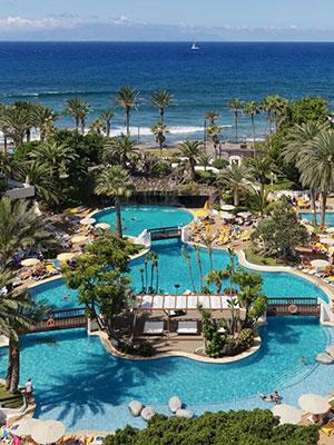 All inclusive hotels Tenerife, H10 Conquistador