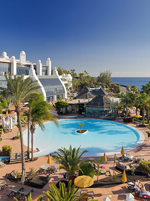Adults only hotels Lanzarote, H10 Timanfaya Palace
