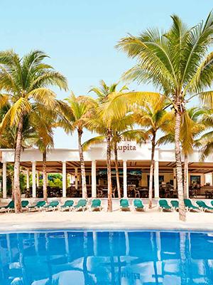 Kindvriendelijke hotels Mexico, Hotel Riu Lupita
