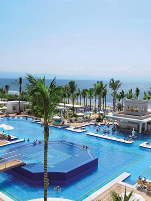 Kindvriendelijke hotels Mexico, Hotel Riu Palace Pacifico