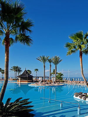 All inclusive hotels Tenerife, Iberostar Anthelia