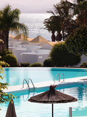 Adults only hotels Lanzarote, Marconfort Atlantic Gardens Bungalows