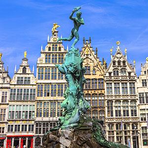 Nanovakantie, Antwerpen