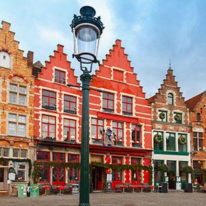 Nanovakantie, Brugge