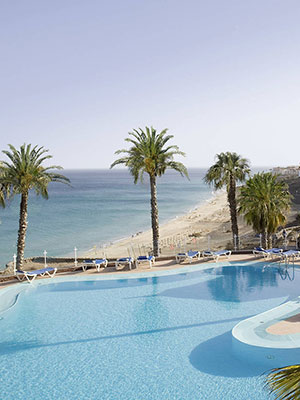 All inclusive hotels Fuerteventura, Robinson Club Esquinzo Playa