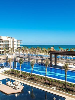 Kindvriendelijke hotels Mexico, Royalton Riviera Cancun