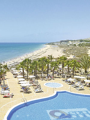 All inclusive hotels Fuerteventura, SBH Hotel Taro Beach