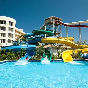 Sindbad Aqua Park Resort & Aqua Hotel, aquapark