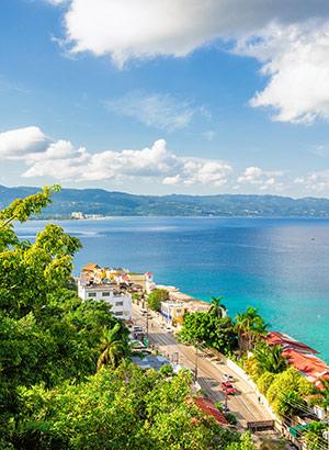 Badplaatsen Jamaica, Montego Bay