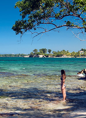 Badplaatsen Jamaica: Negril