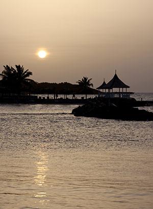 Badplaatsen Jamaica: Runaway Bay