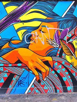Street art Londen, Brick Lane