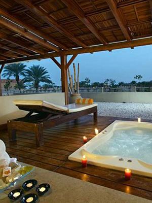 Sindbad Aqua Park Resort & Aqua Hotel, bubbelbad